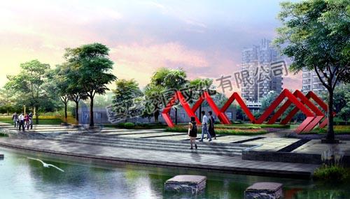校園廣場設計_校園景觀設計|學校走廊文化設計|校史