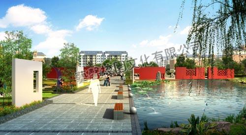校园广场设计_校园景观设计|学校走廊文化设计|校史