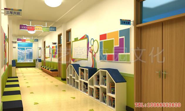 校園文化走廊建設_校園文化建設|校園景觀設計|學校