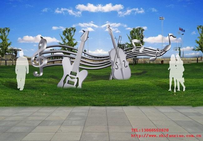 大学校园雕塑设计