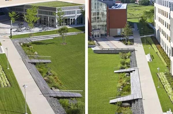 走廊景观设计