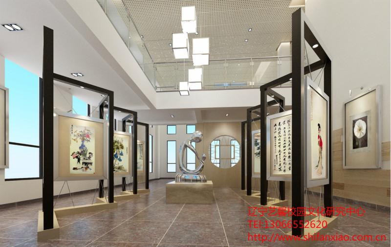 文化浮雕设计 校园景观设计 校园亭廊设计 校园雕塑设计 特色专用教室