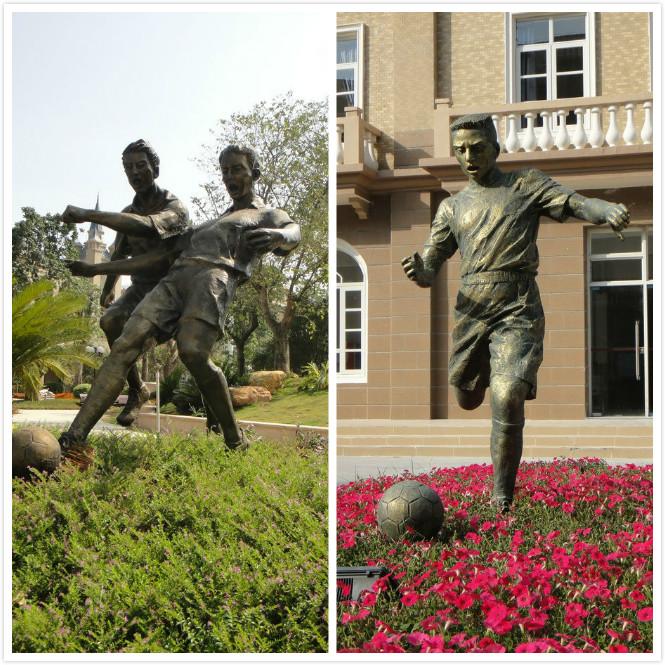 生态化理念也是中小学校园雕塑设计以人为本