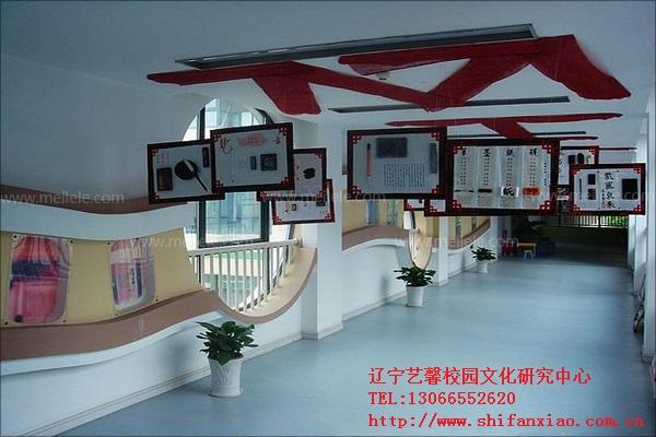 校园文化墙设计方案及图片大全
